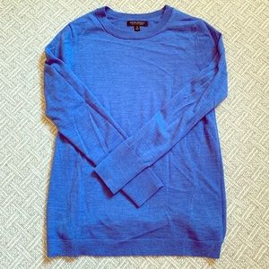 Banana Republic Blue Sweater, Wool